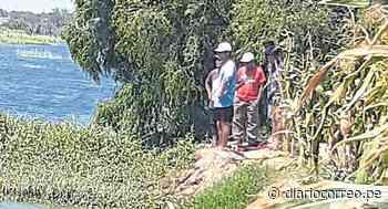 Joven falleció ahogado en río tras enredarse con la maleza en Lambayeque - Diario Correo