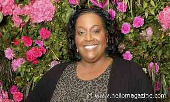 Alison Hammond shows off luxury treehouse – including log-fired hot tub