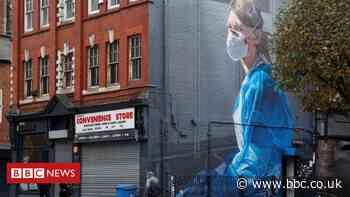 Covid: Noon deadline for Manchester coronavirus deal - BBC News