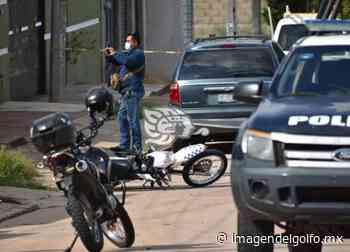 A balazos frustra Policía Municipal violento robo en Oluta - Imagen del Golfo