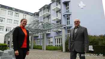 Auf Wilhelm Brokfeld folgt Hanna Carstens: Führungswechsel in der Klinik Münsterland in Bad Rothenfelde - noz.de - Neue Osnabrücker Zeitung