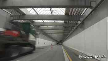 Wartungsarbeiten am Tunnel: Sperrungen auf der A33 zwischen Bad Rothenfelde und Dissen-Süd - noz.de - Neue Osnabrücker Zeitung