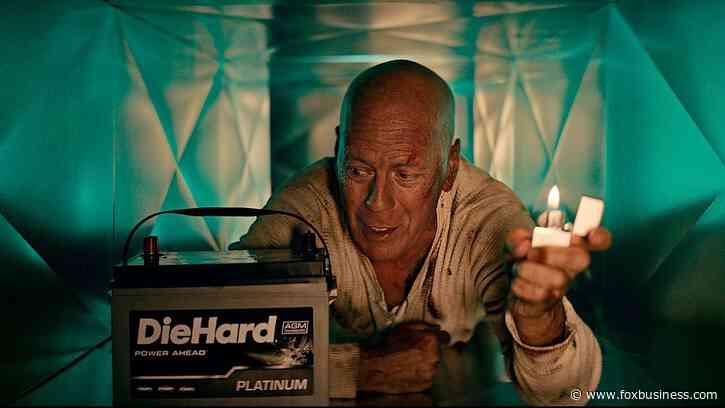 Bruce Willis returns as John McClane in ad for Die Hard car batteries - Fox Business