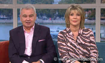 Eamonn Holmes risks being put in the doghouse after teasing Ruth Langsford on This Morning