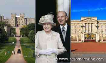 The Queen offers chance to live at private homes with Prince Philip