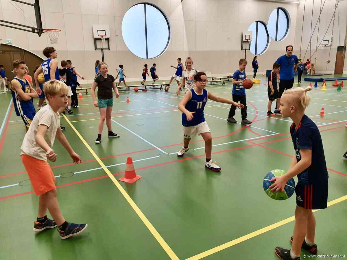 Goede opkomst bij vakantieactiviteiten Team Sportservice Kennemerland - De Castricummer