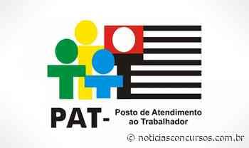 PAT de Bariri SP oferta novas vagas de EMPREGO - Notícias Concursos