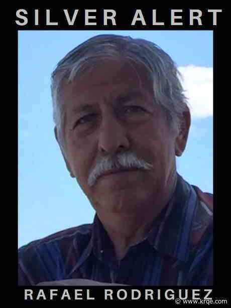 Roswell Police issue Silver Alert for missing man