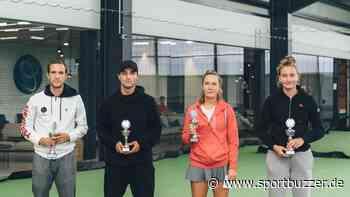 Tennis-Gastgebersieg in Espenhain: Aliaksandr Bulitski gewinnt Premierenturnier - Sportbuzzer