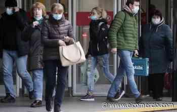 Rusia vuelve a batir su récord diario de coronavirus con más de 16 300 casos nuevos y suma 269 muertos