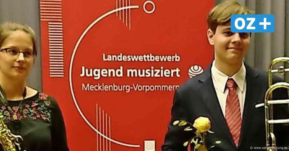 Wolgast-Anklam: Beste Noten für Musikschüler - Ostsee Zeitung