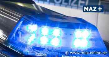 Pritzwalk: Motorrad liegt in der Dömnitz - Märkische Allgemeine Zeitung