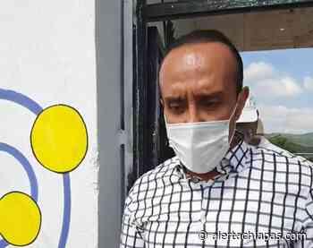 Denuncia por agresión al presidente de Suchiapa - Noticias de Chiapas - Alerta Chiapas