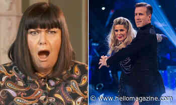 Dawn French clarifies Strictly comment following 'dig' at Anton du Beke