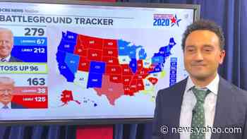 CBS News poll: Biden leads Trump in Wisconsin, has edge in Arizona