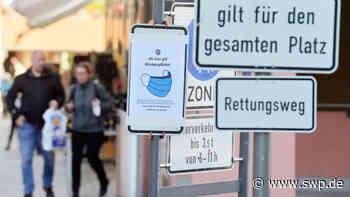 Coronavirus Gaildorf: Mundschutz wird für Teile der Gaildorfer Kernstadt Vorschrift - SWP