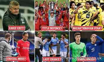 Sportsmail reporters Q&A: Champions League return