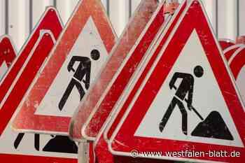 Bad Wünnenberg: Verbindung zur A33 wird gesperrt