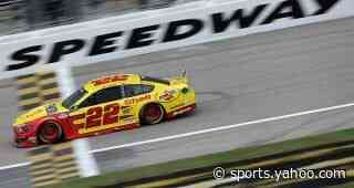 Debate: Does a Logano win mean trouble for Harvick or Hamlin?