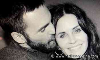 Courteney Cox reveals heartache over boyfriend Johnny McDaid