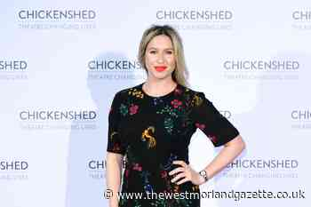 Brooke Kinsella marks month of 'chaos and magic' after giving birth to daughter