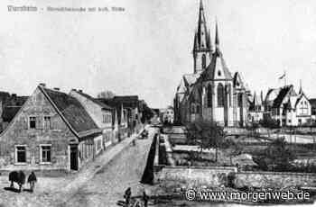 Viernheim im Jahr 1900 - Mannheimer Morgen