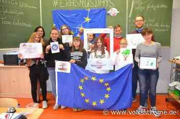 Oschersleben: Klima-Detektive bei Puschkins - Volksstimme