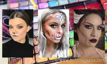 6 Halloween make-up tutorials to inspire you this spooky season