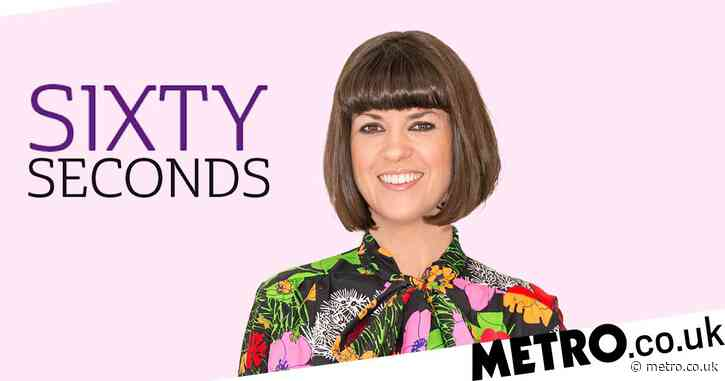 Sixty Seconds: Dawn O' Porter on losing Caroline Flack and leaving Twitter