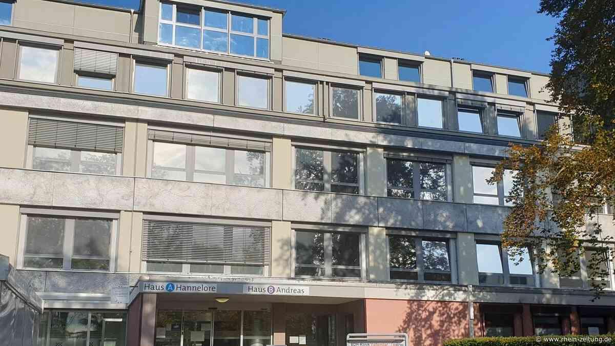 Gesundheitsamt Mayen-Koblenz meldet: 23 Corona-Fälle in BDH-Klinik in Vallendar - Rhein-Zeitung
