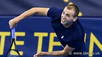 Dan Evans ends five-match losing run with three-set win in Antwerp