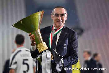 Ipotesi Sarri. Il tecnico di Figline Valdarno tratta lo svincolo con la Juventus - Viola News