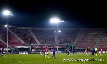 AZ Alkmaar hit by 13 positive Covid-19 cases... but Europa League clash at Napoli WILL go ahead