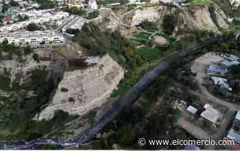 Ocho zonas de riesgo, a lo largo del río Monjas en Quito - El Comercio (Ecuador)