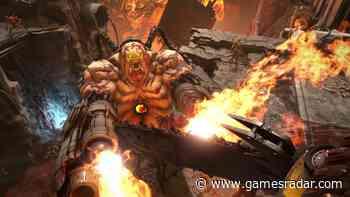 Doom Eternal: The Ancient Gods DLC adds three new maps and the Makyr Slayer skin