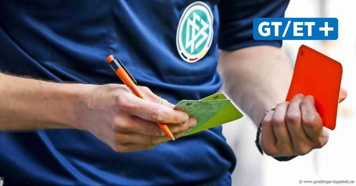 Herzberg: Spielabbruch nach Angriff auf Schiedsrichter - Göttinger Tageblatt