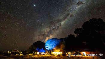 Planetarium Herzberg: Dem Sternenhimmel von Namibia auf der Spur - Lausitzer Rundschau