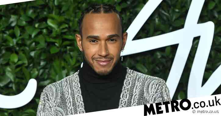 Lewis Hamilton boasts about being 'always on 10' in bedroom as he finally gives glimpse of new music