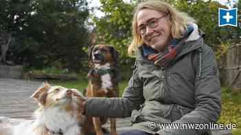 Moormerland: Sozialpädagogin Ellen Meckling arbeitet mit Tieren, um Menschen zu helfen - Nordwest-Zeitung
