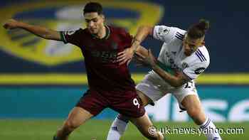 Leeds midfielder Kalvin Phillips faces six-week lay-off with shoulder injury
