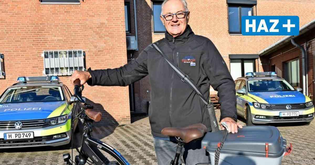 Burgwedel: Fahrrad registrieren bei der Polizei nach Anmeldung - Hannoversche Allgemeine