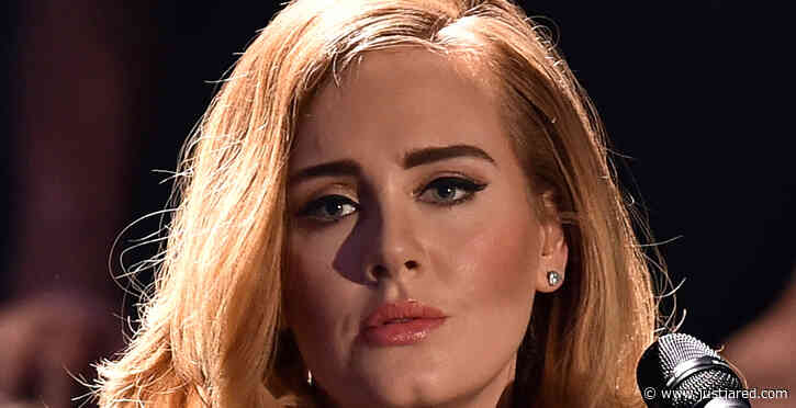 Adele's BFF Alan Carr Has Something to Say About Her Weight Loss