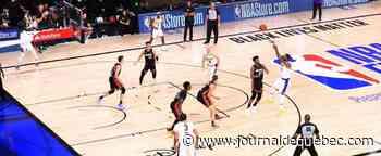La NBA a évité le naufrage