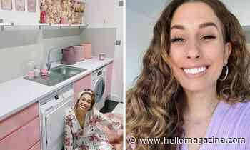Stacey Solomon's genius laundry room feature revealed
