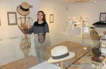 """Hüte""-Sonderausstellung im Korbmuseum"