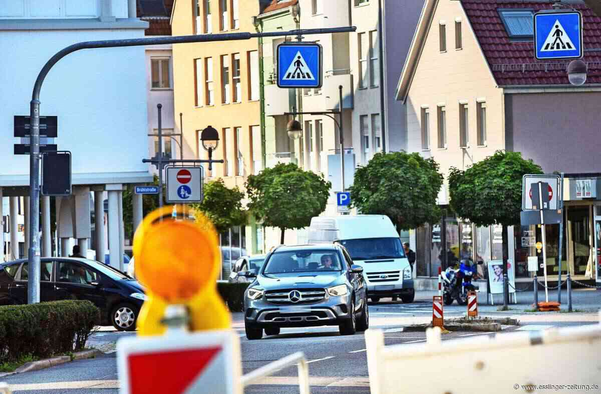 Plochinger Verkehrsentwicklungskonzept: Corona hat das Verkehrskonzept MOVE 2035 zurückgeworfen - esslinger-zeitung.de