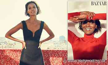 Liya Kebede reflects on her past struggles as a black supermodel