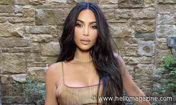 Kim Kardashian shares filter-free family photo ahead of 40th birthday
