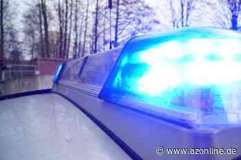 Zwei Fälle von Unfallflucht: Polizei bittet um Hinweise von Zeugen - Gescher - Allgemeine Zeitung