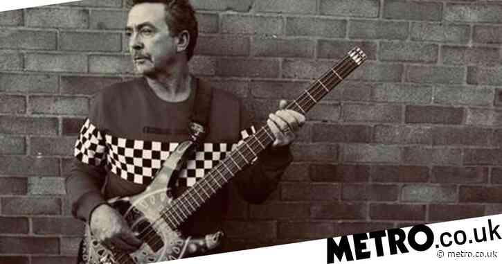 Tony Lewis, lead singer of The Outfield, dies 'suddenly and unexpectedly' aged 62